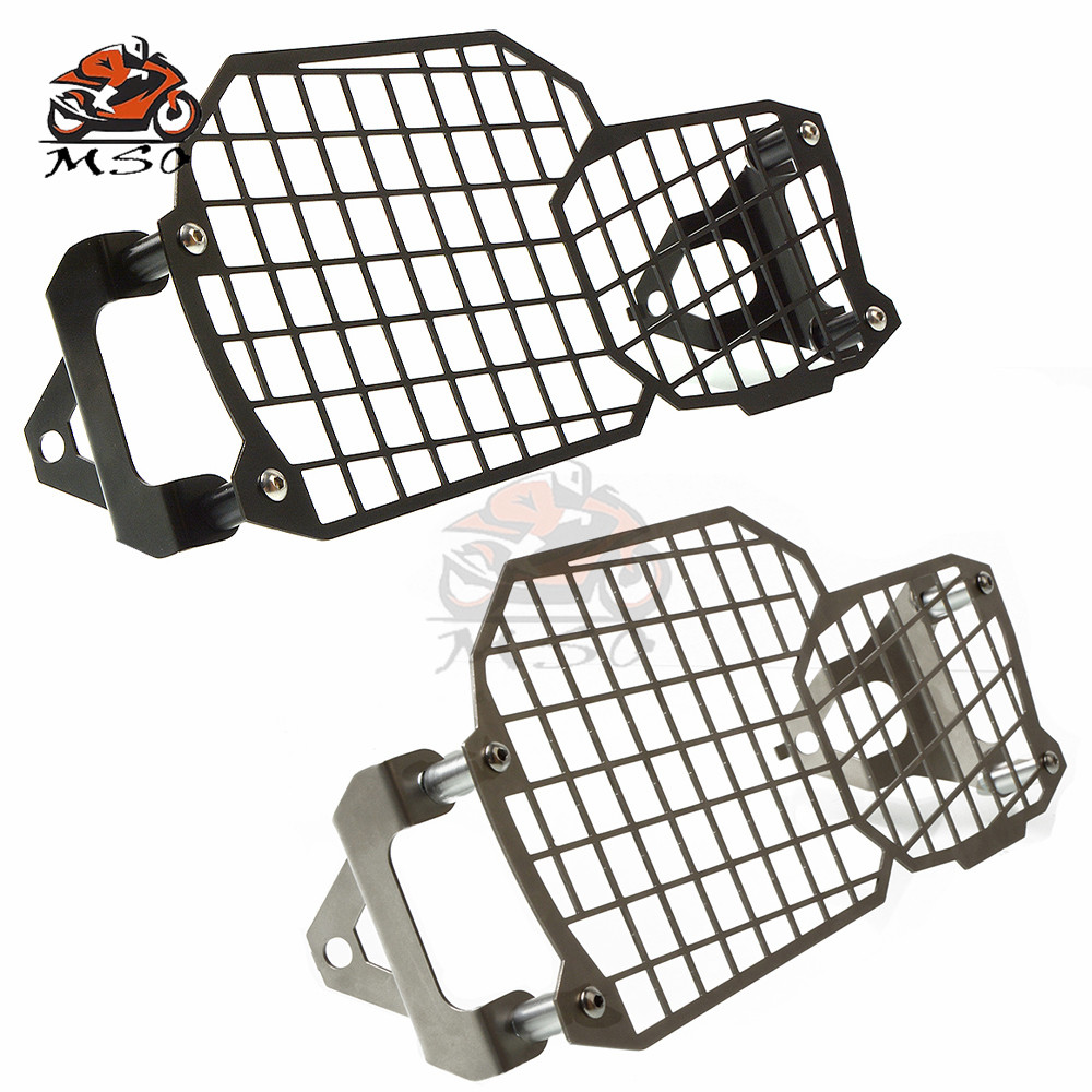 F 800GS 700GS 650GS Motorcycle Headlight Grille Guard Cover Protector For BMW F800GS Adventure ADV F700GS F650GS Twin 2008-2018