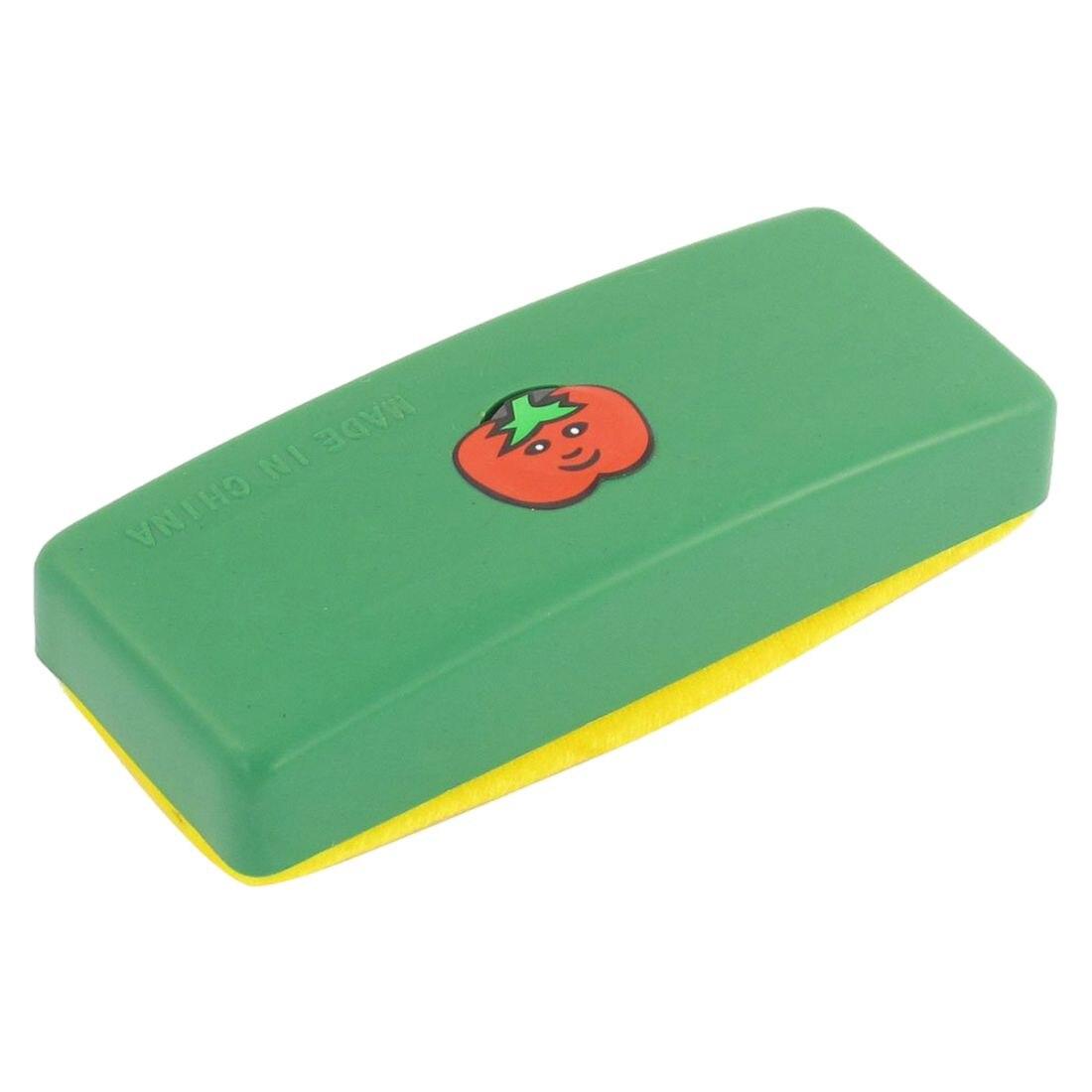 Reinigung Werkzeug Bord Gummi Mit Magnetische Schule Versorgung Trocken Wischen Reinigen Tafel Radiergummi Marker Malerei Büro Zufällige Farbe Tafel Radiergummi