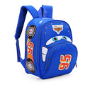 Children's Day Gift 3D car Children School Bags High Quality Cartoon Backpack Large Capacity Waterproof Child School Bag BB54