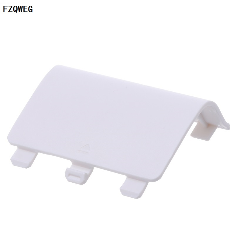 FZQWEG 50PCS White Battery Door Cover Shell Replacement for XBOX One Wireless