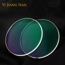 2f7037361a Yi Jiang Nan Brand Quality 1.67 Index Transparent Thin Light Weight Clear  Color Optical Lenses for Eye with Recipe