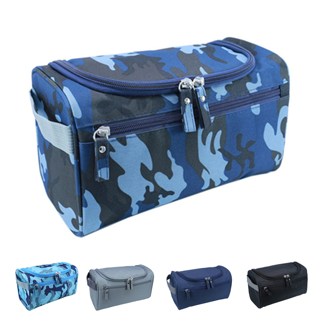 Uni Travel Storage Bag Hanging Toiletry Kit Cosmetic Carry For Traveling Bathroom Tidy Organizer Pouch Suitcase
