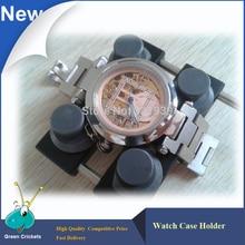 Uhr werkzeuge Bewegung Halter Für Uhrengehäuse 5700 Opener, Einstellbare Uhrwerk Werkzeughalter