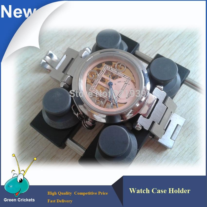 מחזיק כלי תנועה לתיק שעון 5700 פותחן, כלי בעל תנועת שעון מתכווננת