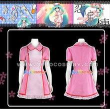Hatsune Miku Cosplay Nurse Uniform From Vocaloid Love Ward H008