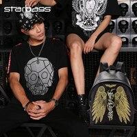 Starbags мальчик орлы крыло Популярные рюкзак с логотипом вышитые рюкзак женская сумка