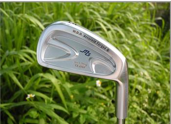 New mens Golf Clubs Miura CB-2007 Irons set 4-9.P Project Steel shaft clubs Free shipping