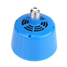 Heating Fan Lamp 100/200/300W Adjustable for Chickens Bird Chick Incubator Temperature Controller Heater Farm Tool