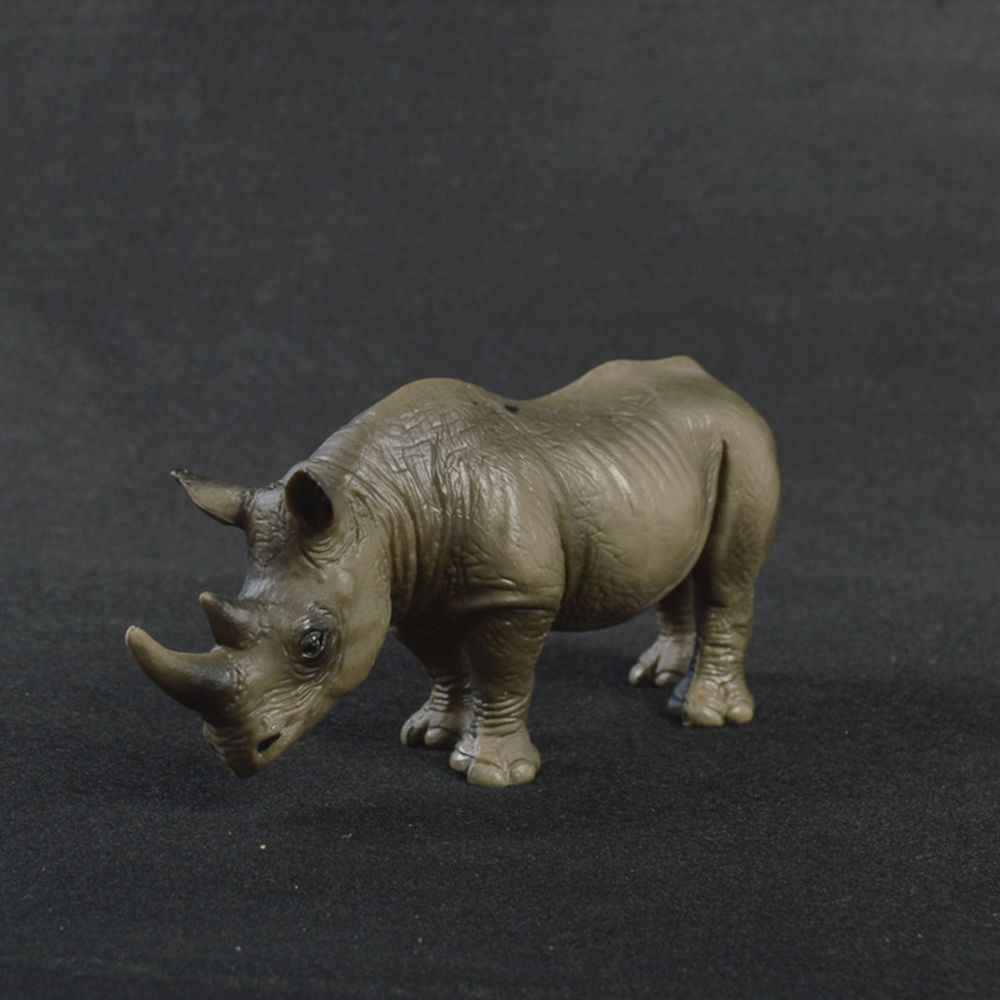 Detail Feedback Questions about Regalrock Hot 3D Rhinoceros