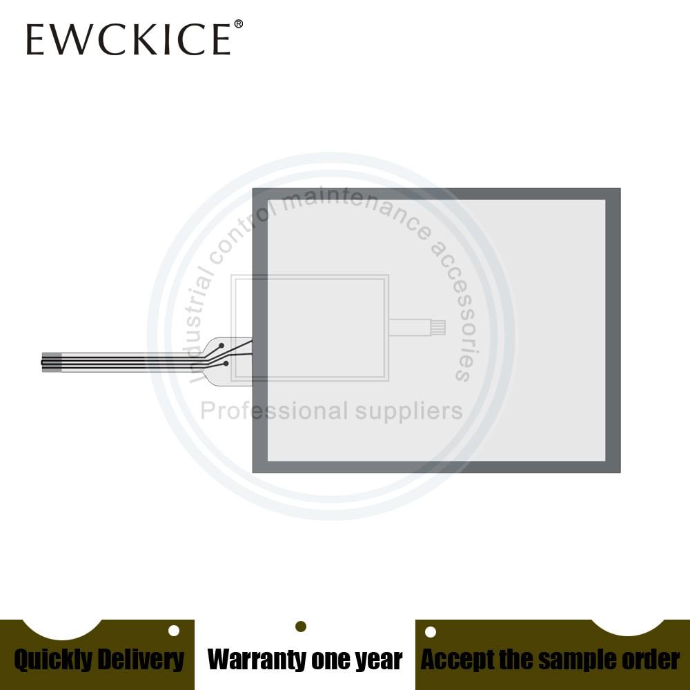 Nouveau qst057a075h qst-057a075h qst 057a075h HMI PLC écran tactile panneau membrane écran tactile