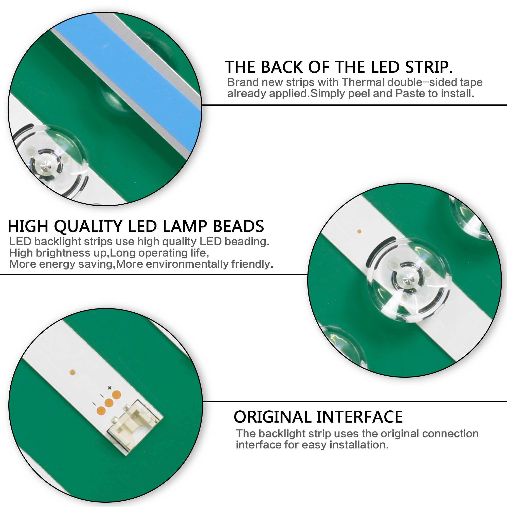 59 سنتيمتر LED الخلفية ل LG 32 بوصة التلفزيون inنوت k DRT 3.0 WOOREE A/B UOT نوع rev0.2