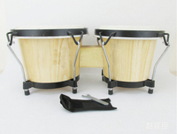 Top Quality Hand Drum Bongo Drum African Drum 6'' 7'' Cowhide With Adjustable Wrench Gu12