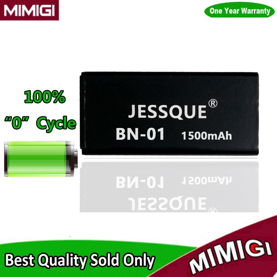 1500mAh BN-01 BN01 Battery For Nokia Lumia X 1045 <font><b>RM</b></font>-980 <font><b>RM</b></font> 980 X2 X+ Plus <font><b>1013</b></font> X2DS Cell Phone Accumulator AKKU image