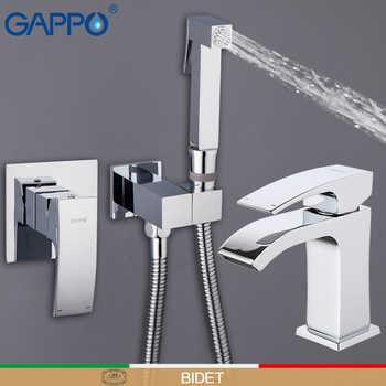 GAPPO Bidets bidet toilet sprayer washer mixer tap handheld shower toilet bidet muslim shower wall mount bidet mixer - DISCOUNT ITEM  52% OFF All Category