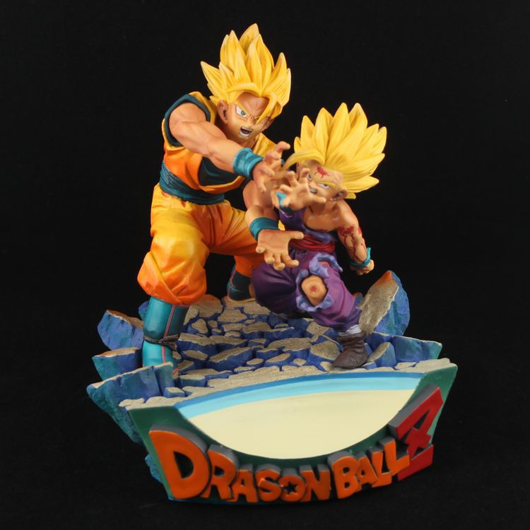 Dragon ball,The Monkey King,Model furnishing articles,Animation model,Children's toys. Gift. chris wormell george and the dragon