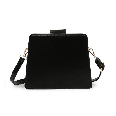 New Arrival Womens PU Leather Handbag Solid Color Shoulder Bags Business Crossbody BagNew Arrival Womens PU Leather Handbag Solid Color Shoulder Bags Business Crossbody Bag