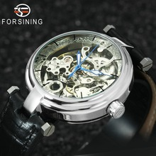 2019 FORSINING Royal Automatic Mechanical Women Watches Leat