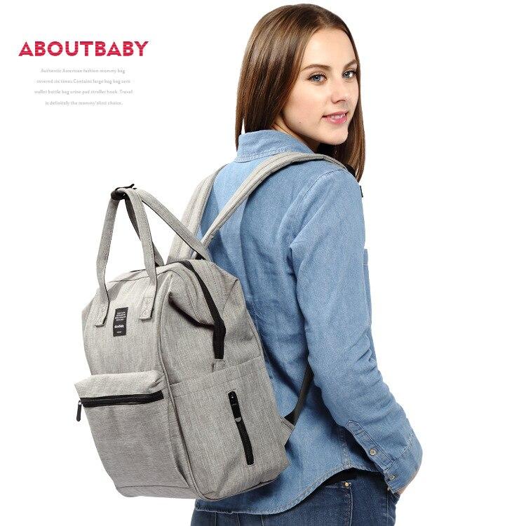 ФОТО Waterproof Stroller Bag Mom Bebe Baby Diaper Bag Shoulder Bag Maternity Mummy Diaper Nappy Organizer Changing pad Bag Backpacks