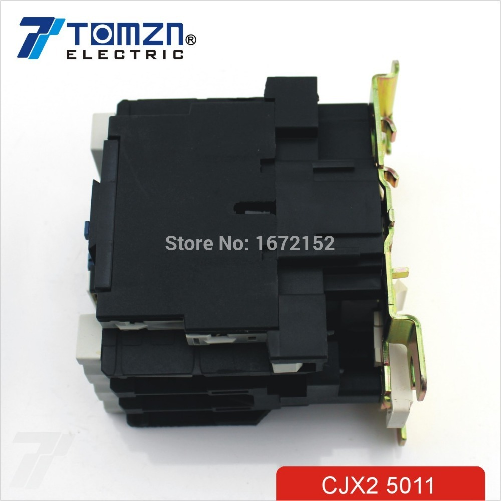 Cjx2 5011 Ac Contactor Lc1 50a For 220v 50hz 60hz In Contactors From Wiring Diagram Home Improvement On Alibaba Group