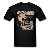 Man Offroad Jeeps Tee Shirts Best High Quality Car For Off Road Shirt Kawaii Artwork T