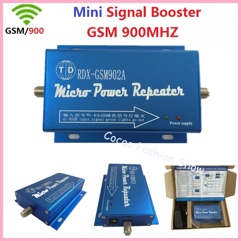Hot sell Mini GSM 2G 900MHz Mobile <font><b>Cell</b></font> <font><b>Phone</b></font> <font><b>Signal</b></font> <font><b>Amplifier</b></font> Booster Repeater GSM 900mhz Celular Repeater <font><b>Amplifier</b></font> Wholesale