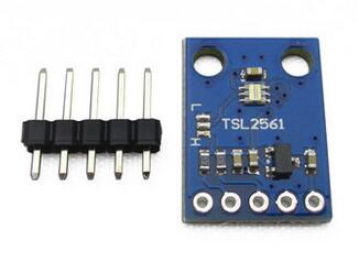 Free Shipping!!! GY-2561 TSL2561 Intensity Module / Sensor Module