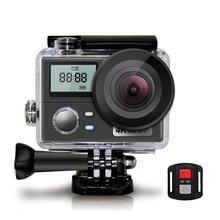 Ultra HD 4K Action Camera Dual Screen 16MP Wifi Sports Camera with Remote Control Video Recorder go Waterproof pro Helmet Camera