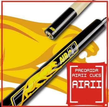PREOAIDR 3142 бренд Air 2 Jump Cue 13 мм наконечник 106,68 см длина клена профессиональный ручной работы прочный Jump Cue AIR II