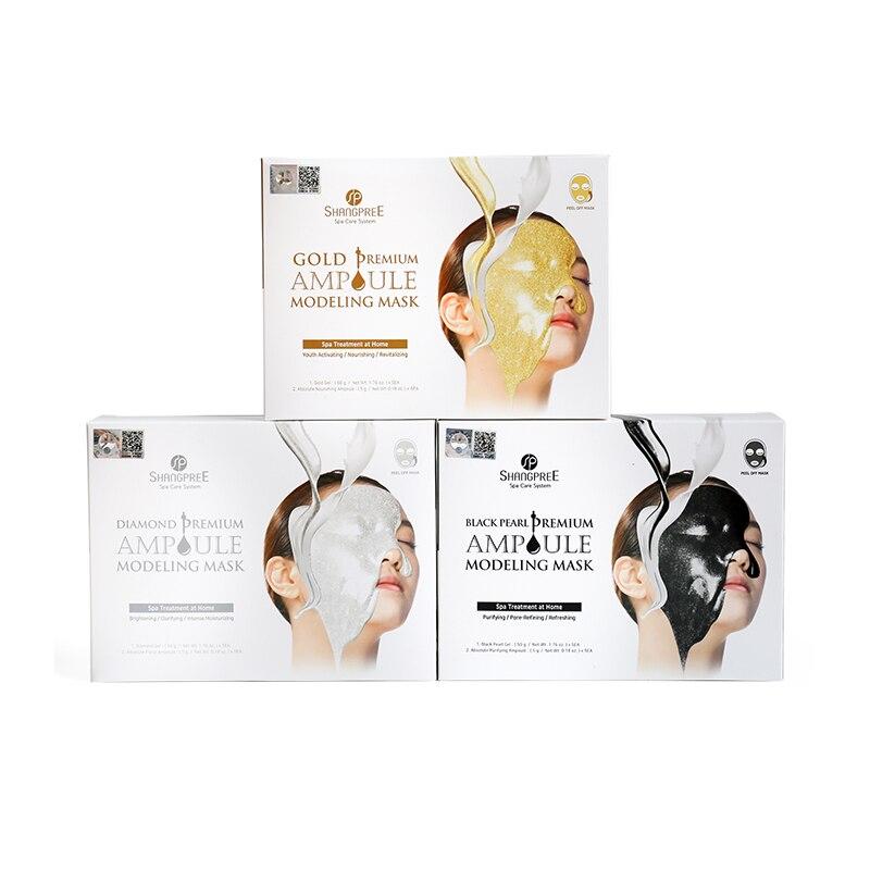 SHANGPREE Premium Modeling Mask 1pack 5 uses