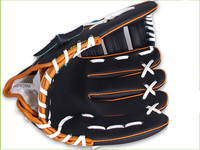FREE SHIPPING NEW ARRIVAL 12 5 Inch Dark Blue Baseball Glove Adult Catcher Gloves PVC Leather