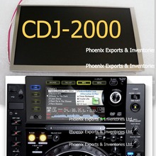 Original LCD Screen for CDJ2000 CDJ 2000 CDJ-2000 DISPLAY PANEL