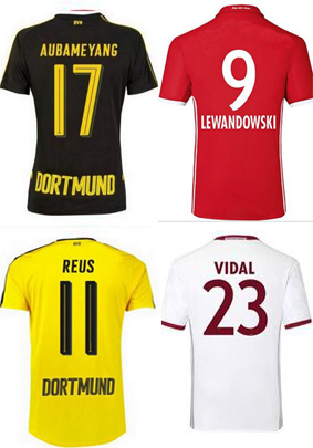 low priced 0e15d db64e Best Quality Borussia Dortmund jersey and VIDAL COATA ...