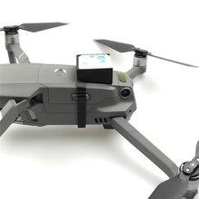 עבור DJI MAVIC 2 פרו/זום GPS Tracker סוגר בעל אנטי איבד קיבוע מגן הר מחזיק עבור MAVIC 2 Drone אבזרים