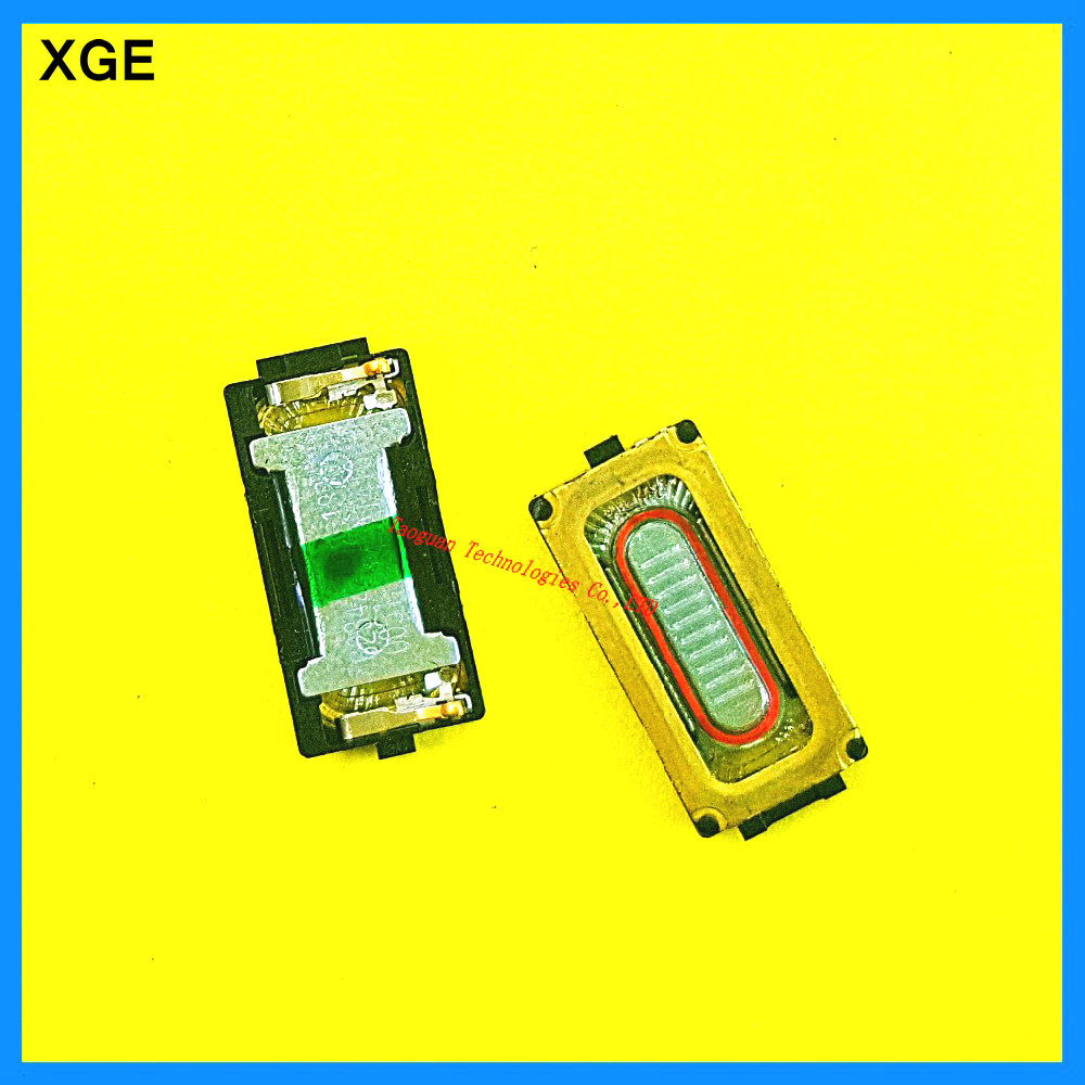 2pcs/lot XGE New Earpiece Ear Speaker Replacement For Nokia Lumia 210 808 920 820 625 Asha 301 306 305 High Quality