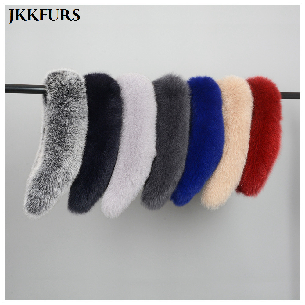 Jancoco-Max-2018-New-Long-Real-Fox-Fur-Collar-Scarf-Women-Men-Spring-Winter-Warm-Solid (2)