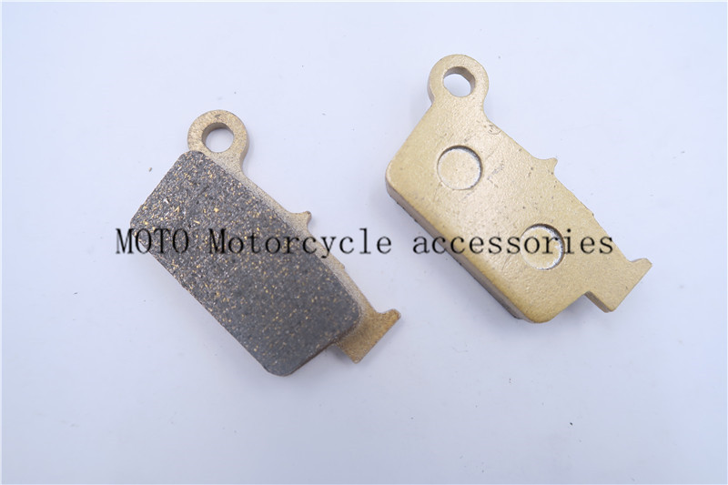 Motorcycle Rear Brake Pads For YAMAHA YZ 125 R/S/T/V/W/X/Y/Z/A/B/D (2T) WR 250 FR/FS/FT/FV/FW/FX/FY/FZ/FA/FB/FD (4T) 2003-2013 цена 2016