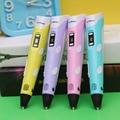 Myriwell stylo 3d RP 100B affichage de LED cadeau d'anniversaire enfant intelligent stylo imprimé 3d stylo 3 d poignée 3d les meilleurs cadeaux de noël|3 d pen|3d pen|myriwell 3d -