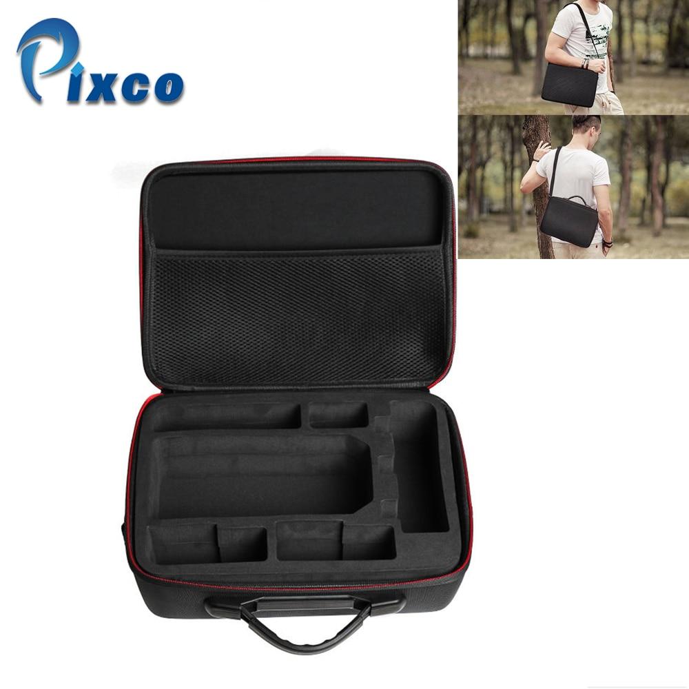 Drones Storage Bag for DJI Mavic Pro EVA Hard Portable Bag Shoulder Waterproof Carry Case portable carry storage case shoulder bag backpack for dji mavic air pro drone