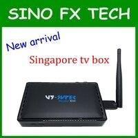Singapore starhub tv box V9 super free watch world cup HorseRace Singapore V9 super starhub