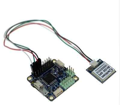 Betaflight F4 Pro V3 Flight Controller Board Built-In Barometer OSD TF Slot untuk FPV Quadcopter + GPS