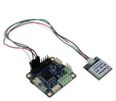 Плата контроллера полета betaflight F4 Pro V3, встроенный барометр, слот OSD TF для FPV Quadcopter + GPS