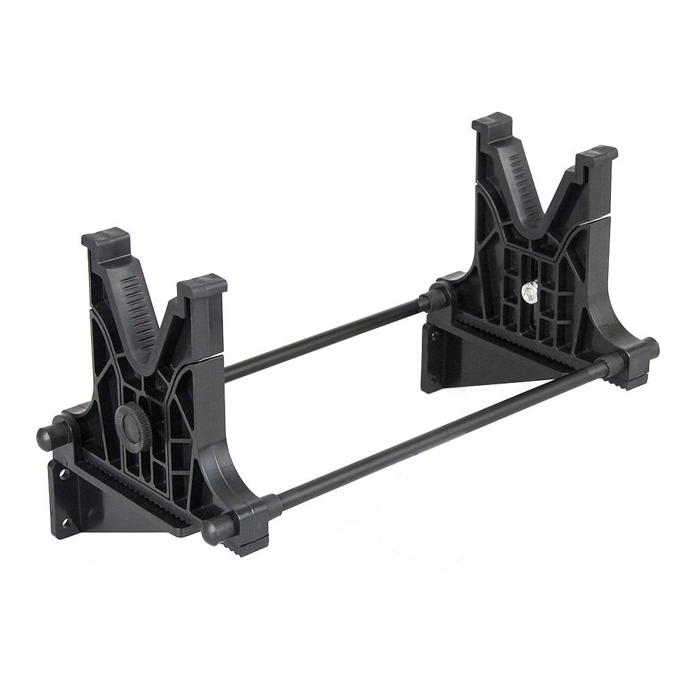 Тактическа черна стойка за пушка за ловна зона OS33-0179