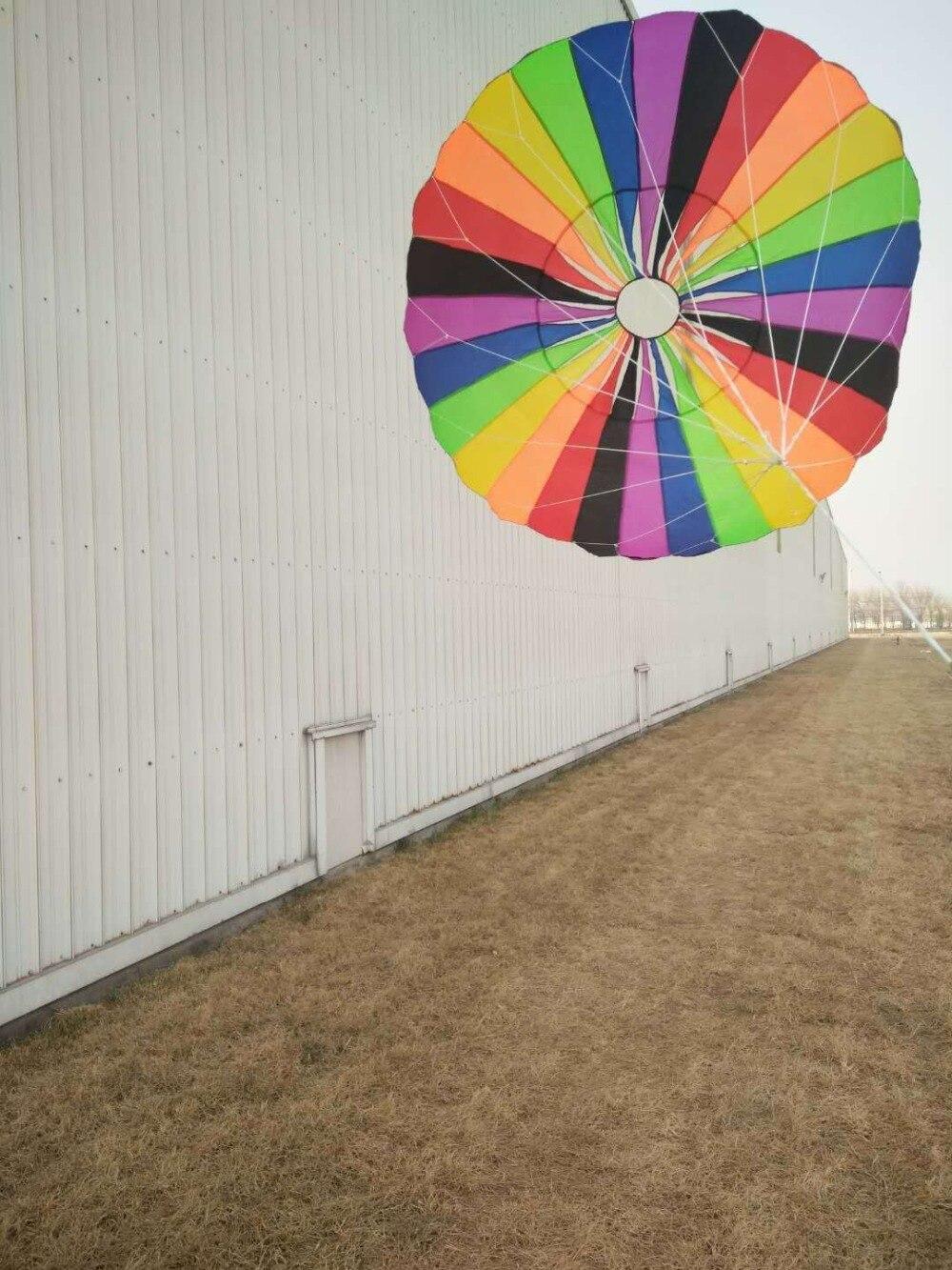 Nouveaux jouets volants 2 m ligne unique doux grands cerfs-volants ripstop nylon vente chaussette à vent gonflable cerf-volant festival