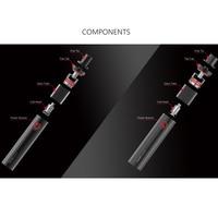 19 Newest Vape kit SMOK Vape pen Nord 19 Kit 1300mAh Battery 2ML atomizer fire fast electronic cigarette Vape Kit vs vape pen 22 (4)