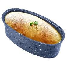 Kuchenformen Brot Laibwannen Nonstick Backformen Muffin Kuchen Formen Backen Werkzeug ovale form mold toast kuchenform werkzeuge BM-019