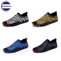 New Summer Couple Beach Quick Dry Barefoot Skin Care Shoes Wading Snorkeling Surfing Swimming Water Snorkeling Shoes