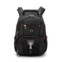 Swiss Army Knife Backpack for Men and Women Travel Business Leisure High end Nylon Shoulder Bag Waterproof