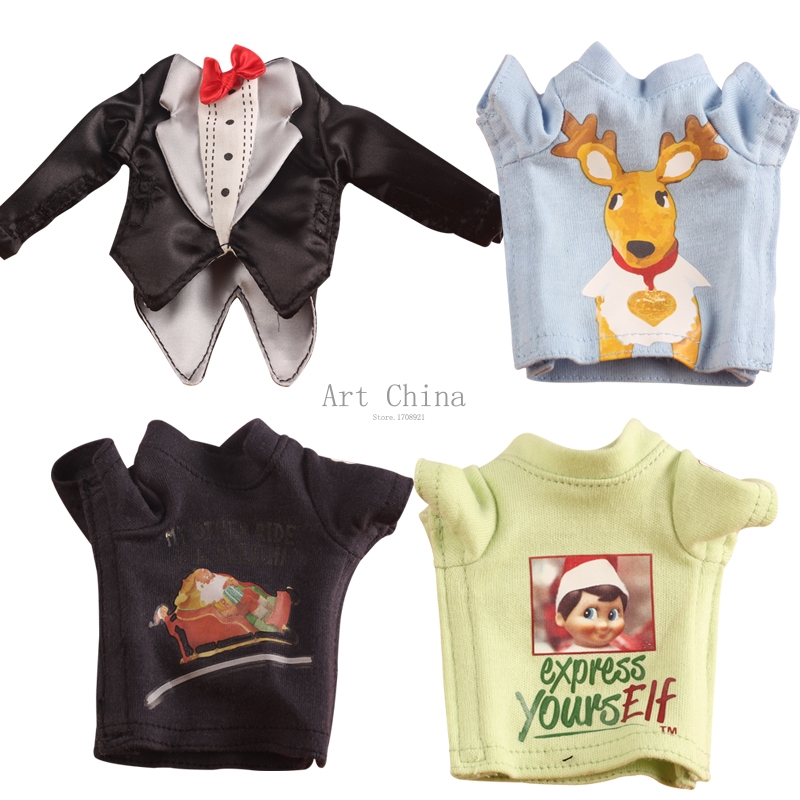 DHL/EMS Wholesale 50/Lot Plush Dolls Stuffed Plush Toy Christmas Best Gift 37cm Christmas Doll Elf on the Shelf Kids Plush Toys
