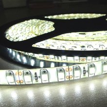 3528 600 5M warm / white/red/green/blue/yellow LED Strip 120led/m non-waterproof ip20 fexbile light Dc 12v fta de
