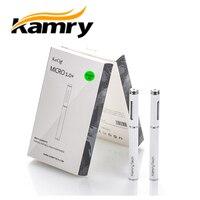 Original Kamry Micro 1.0+ Double e shisha Mini vape pen starter kit pipe vaping electronic cigarette vaper cigarro eletronico